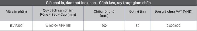 1-gia-chai-lo-dao-thot-inox-hop-canh-keo-ray-truot-giam-chan-e-vip200