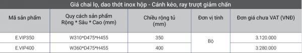 1-gia-chai-lo-dao-thot-inox-hop-canh-keo-ray-truot-giam-chan-e-vip350