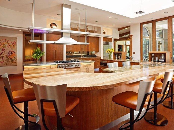 10 mẫu không gian bếp hiện đại năm 2018 thumbnail