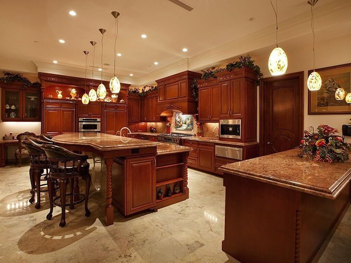 Xu hướng không gian bếp với nội thất gỗ và tràn đầy sự khác biệt 01