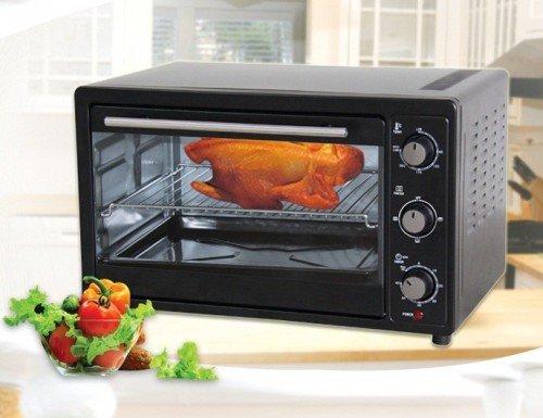 4 nguyên tắc để sử dụng lò nướng an toàn, hiệu quả thumbnail