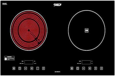 Bếp điện kết hợp từ đôi Chefs EH MIX31A