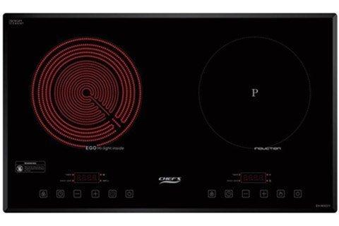Bếp điện kết hợp từ Chefs EH-MIX321