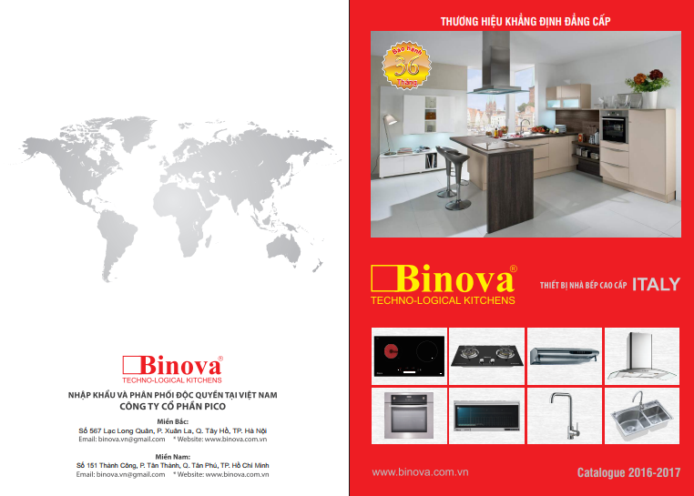 Catalogue BINOVA 2016-2017 thumbnail