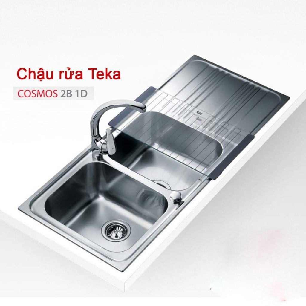 chậu rửa Teka cosmos-2B-1D