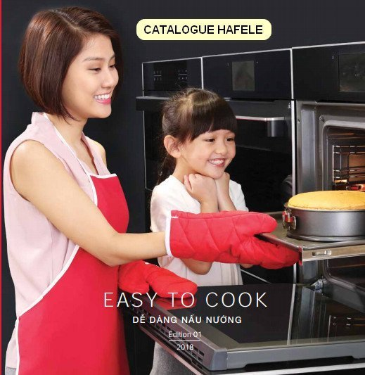 Catalogue Hafele Easy to Cook lower thumbnail