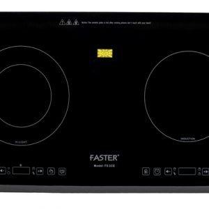 Bếp điện kết hợp từ Faster FS 2CE