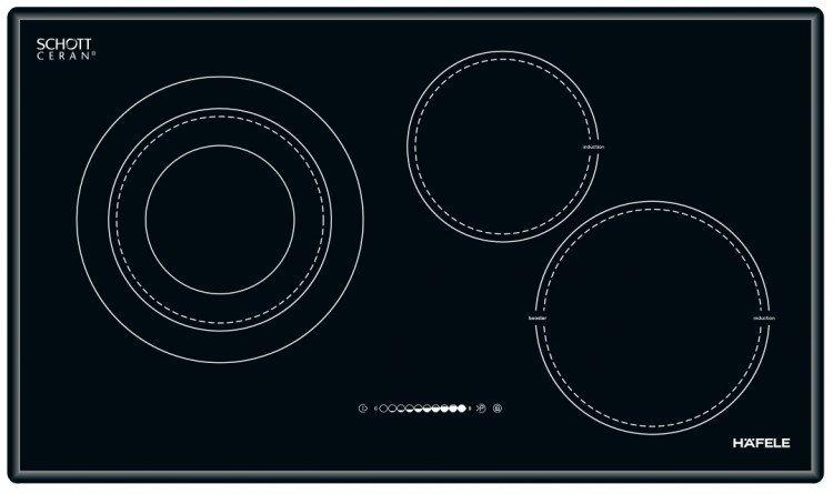 Bếp điện kết hợp từ Hafele HC-M773A ( 536.01.705)