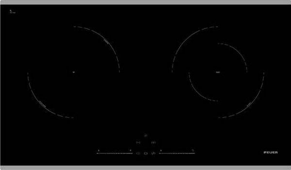 Bếp từ kết hợp điện Feuer - F66HI