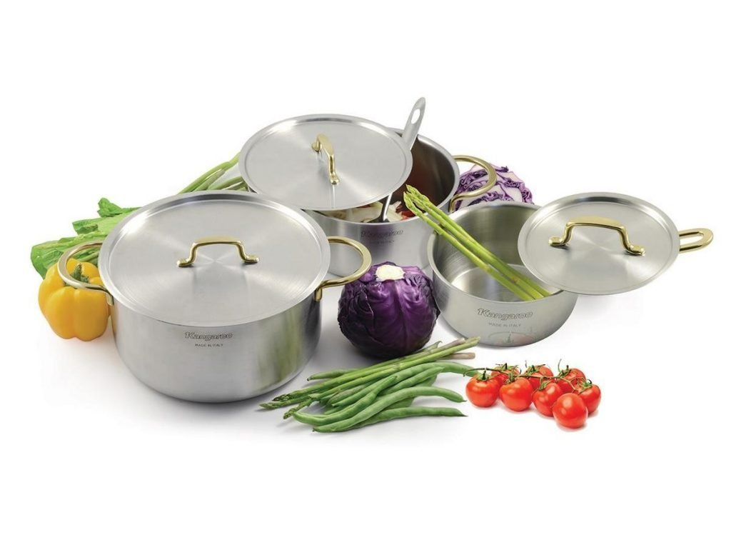 Bếp điện từ nấu được nhiều loại nồi