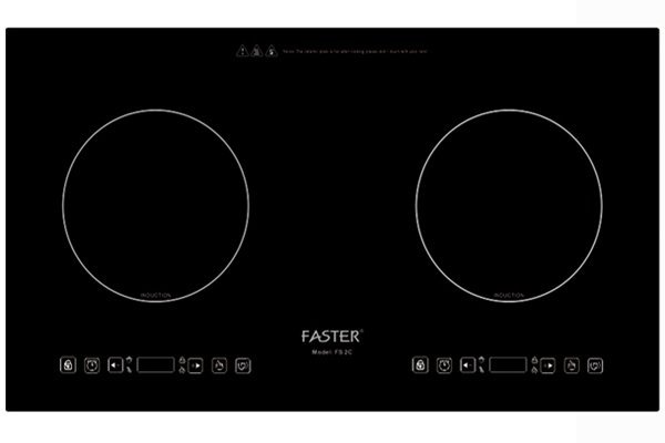 Bếp từ Faster FS 2C