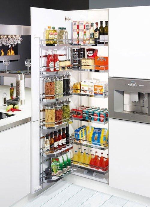 Bí quyết sở hữu căn bếp tiện nghi mà vẫn cực kỳ gọn gàng