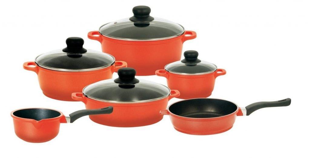 ELO Fireball màu đỏ lựa chọn tuyệt vời cho căn bếp của bạn