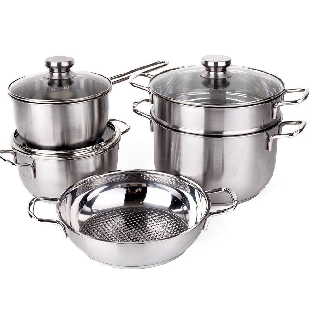 Nhiều người tiêu dùng mong muốn chọn mua được bộ nồi nấu bếp từ giá rẻ để có thể đáp ứng được nhu cầu sử dụng mà vẫn có thể tiết kiệm chi phí