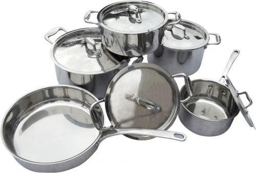 Có nên mua bộ xoong nồi dùng cho bếp từ giá rẻ không? thumbnail