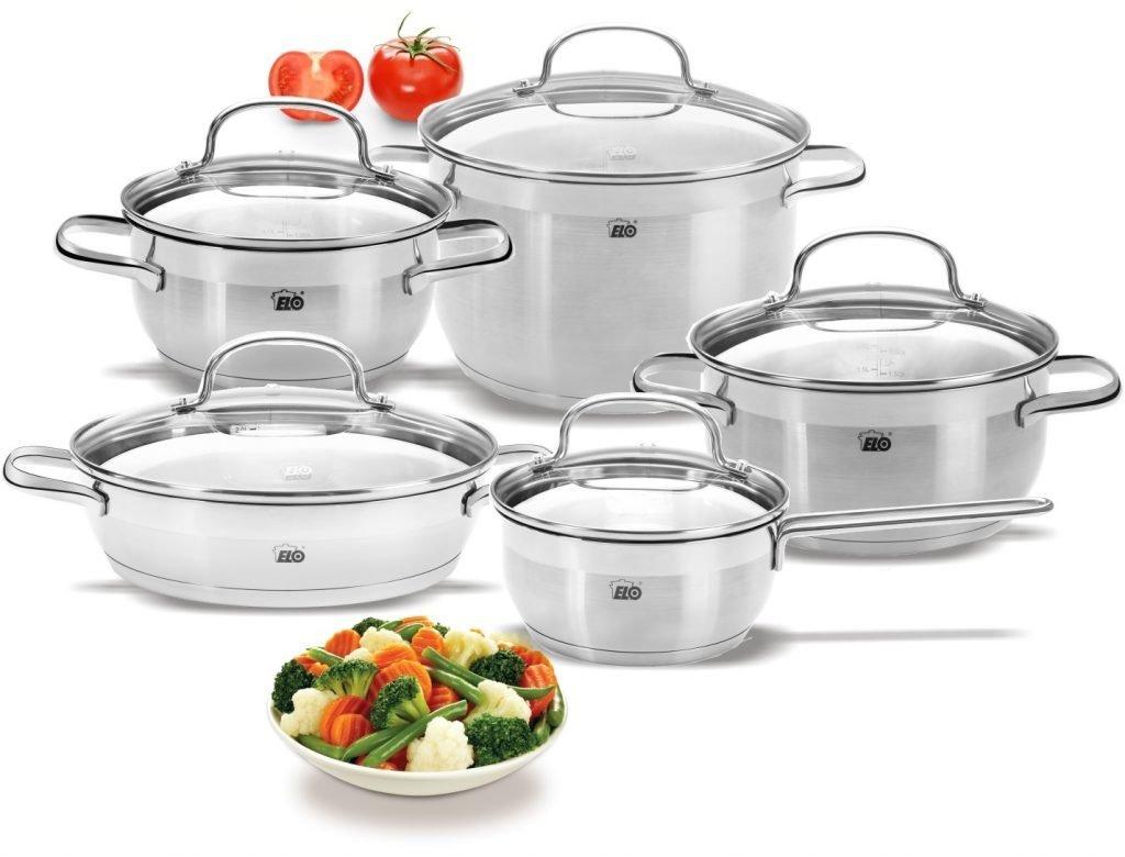 Các loại xoong nồi dùng cho bếp từ cần có tiêu chuẩn gì? thumbnail