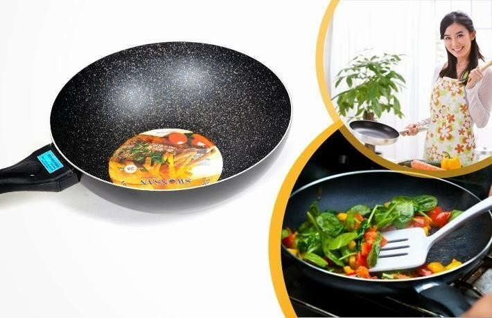 Cách chọn chảo chống dính cho bếp từ đảm bảo chất lượng thumbnail