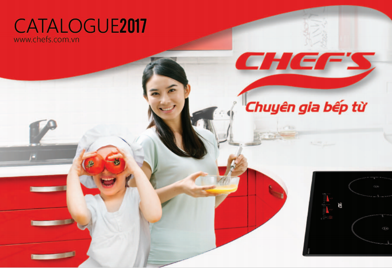 Catalogue Chef's 2017 thumbnail