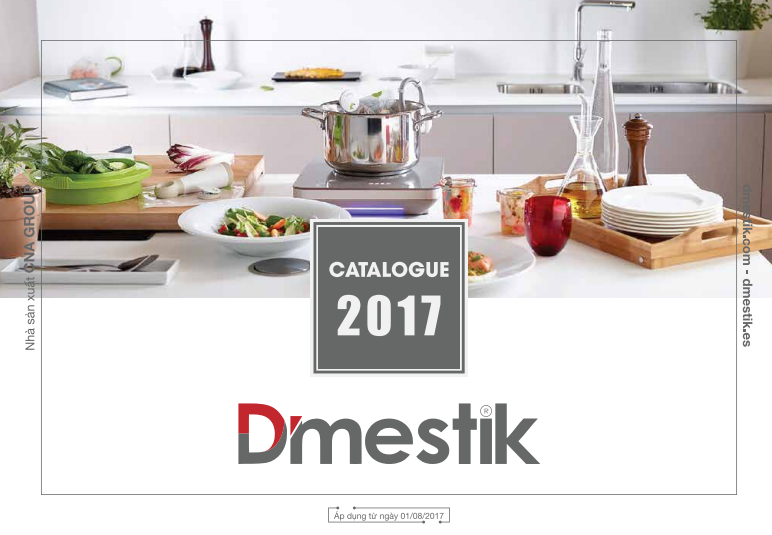 Catalogue D'mestik 2017 thumbnail