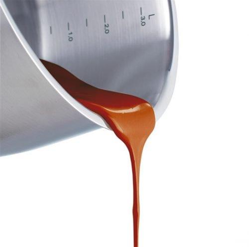 Chất liệu thép không gỉ 18/10 của bộ nồi Fissler Original Pro 100% sản xuất từ Đức, phân phối tại Besthome