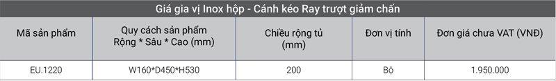 gia-inox-hop-canh-keo-ray-truot-giam-chan-1