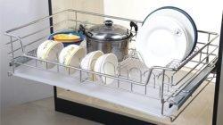 Giá xoong nồi, bát đĩa nan âm tủ – Phù thủy của căn bếp hiện đại thumbnail