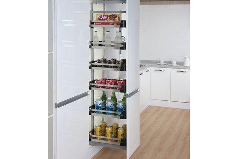 Hệ tủ kho 6 tầng – Giải pháp lưu trữ tuyệt vời