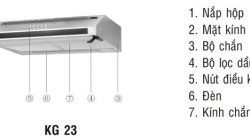 Giải đáp thắc mắc về kích thước máy hút mùi nhà bếp cho căn hộ thumbnail