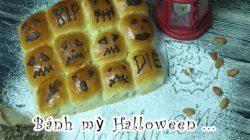 Làm bánh mì Halloween cho đêm hội ma thumbnail
