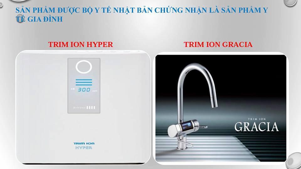 9 Lý do nên sử dụng máy tạo kiềm TRIM ION để bảo vệ sức khỏe gia đình thumbnail