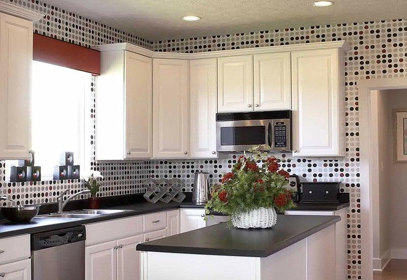 Ngất ngây với 15 mẫu tủ bếp siêu đẹp giành cho căn hộ chung cư