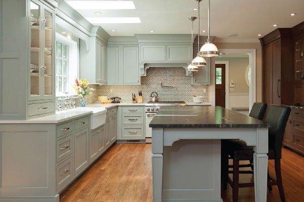 Những thiết kế phòng bếp tân cổ điển SIÊU HOT năm 2018 thumbnail