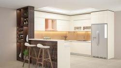Phong cách thiết kế tủ bếp chữ U có quầy bar – Gỗ Acrylic thumbnail