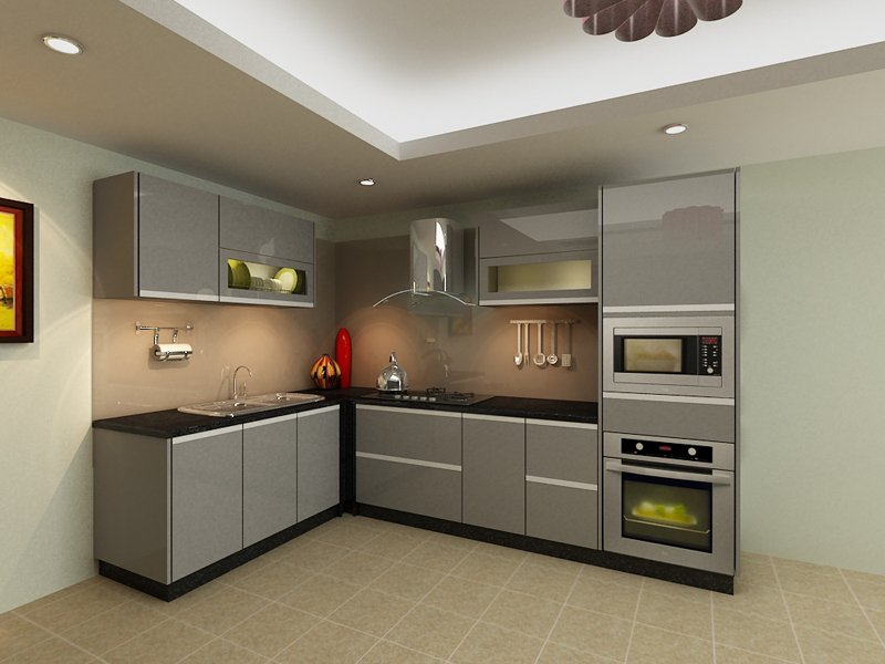 Tủ bếp inox (bản thiết kế)