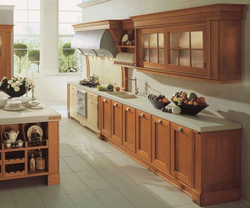 So sánh 5 chất liệu tủ bếp phổ biến thumbnail
