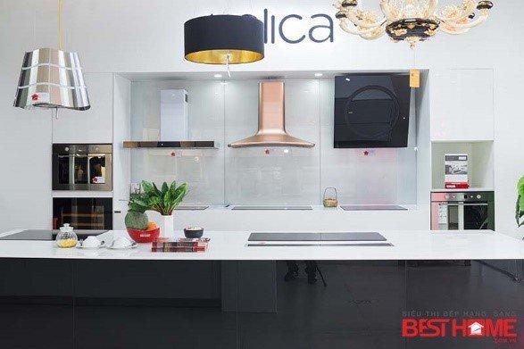 Thế nào là thiết bị bếp đồng bộ và hoàn hảo