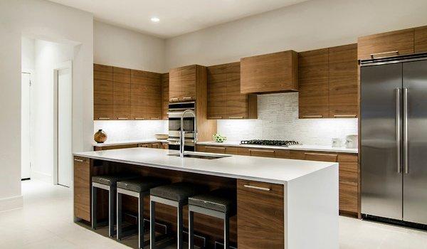 Nhà bếp 01 được thiết kế bởi KTS Besthome