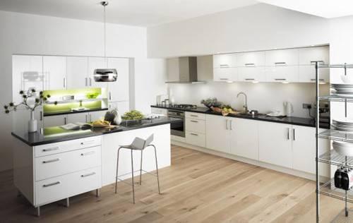 9 Ý tưởng cho không gian bếp màu trắng sẽ LÊN NGÔI năm 2018 thumbnail
