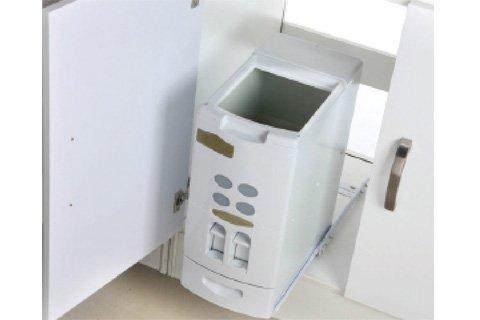 Thùng gạo âm tủ, an toàn – thẩm mỹ và tiện lợi