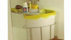 Thùng rác âm tủ – Thổi bay tất cả vấn đề về rác thumbnail