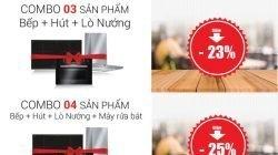 Tổng kho phân phối thiết bị bếp Bosch HMH – Ưu đãi tới 28% thumbnail