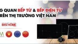 Tổng quan các thương hiệu bếp nổi tiếng trên thị trường Việt Nam thumbnail