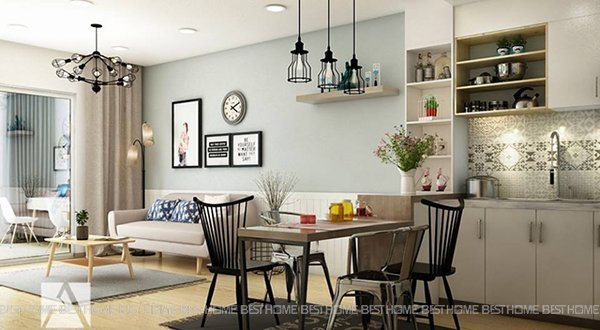 Tư vấn chọn mua nội thất nhà bếp bằng gỗ ĐẸP CHẤT LƯỢNG thumbnail