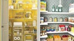 """""""Tuyệt chiêu"""" sắp xếp tủ lưu trữ thực phẩm ngăn nắp đón Tết thumbnail"""