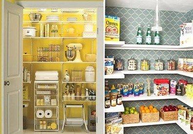 """""""Tuyệt chiêu"""" sắp xếp tủ lưu trữ thực phẩm ngăn nắp đón Tết"""