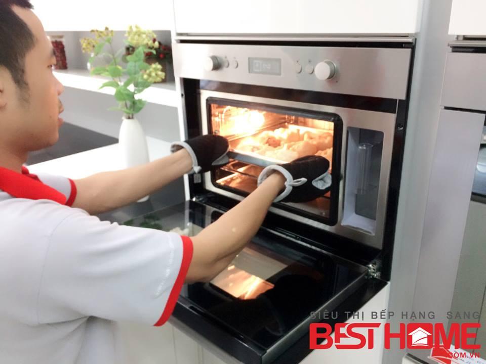 Vào bếp cùng Besthome