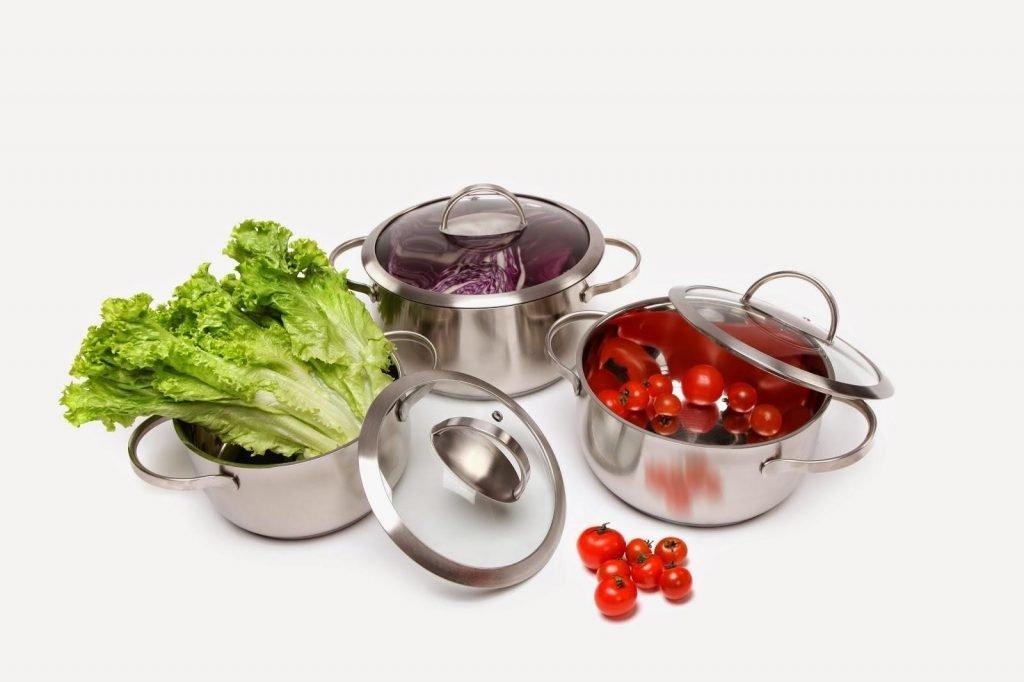 Khác biệt lớn nhất của xoong nồi cho bếp từ so với những loại nồi thông thường khác đó chính là khả năng nấu được trên bếp từ