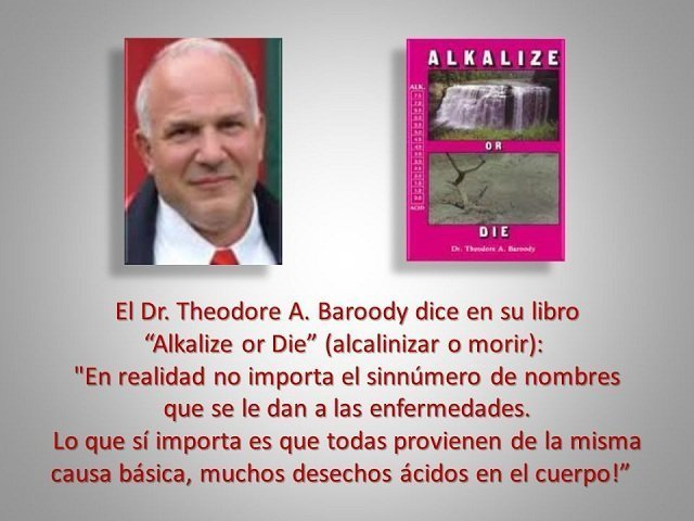 Tiến sĩ Theodore A.Baraoody nói về nước ion kiềm thumbnail