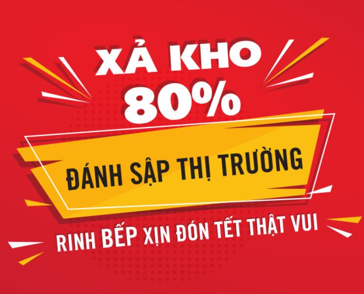 CLICK NGAY để nhận ngay chương trình giảm giá phụ kiện tủ bếp cực sâu lên đến 80%!