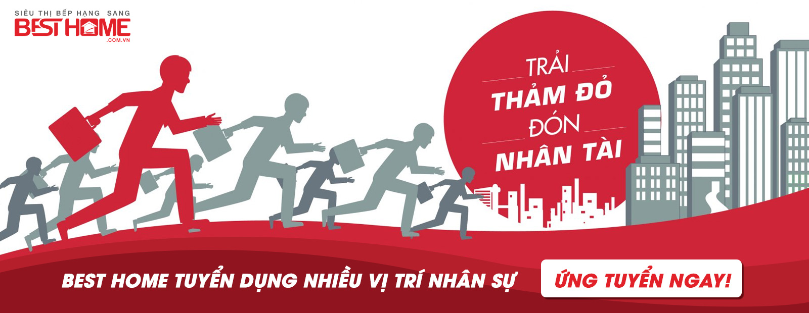 BESTHOME TUYỂN DỤNG